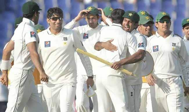 Sri Lanka vs Pakistan, Day 1 ends with Pakistan 261/4