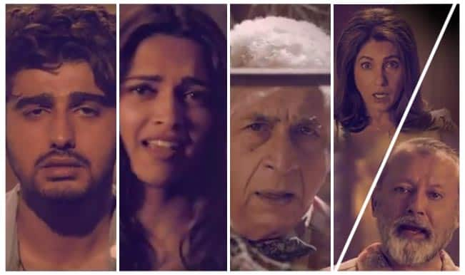 Finding Fanny song Fanny Re: Watch Deepika Padukone and Arjun Kapoor go crazy in this quirky video!