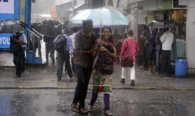 Patna receives heavy rainfall, Met forecasts more rain