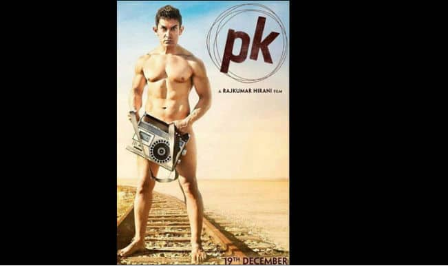 Aamir Khan naked on PK poster: Does Mr Perfectionist look cute in his bare avatar?