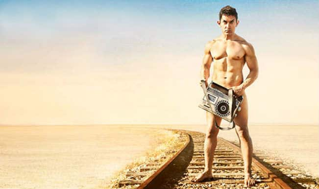PK nude poster: Court asks Aamir Khan to reply to suit against naked pose