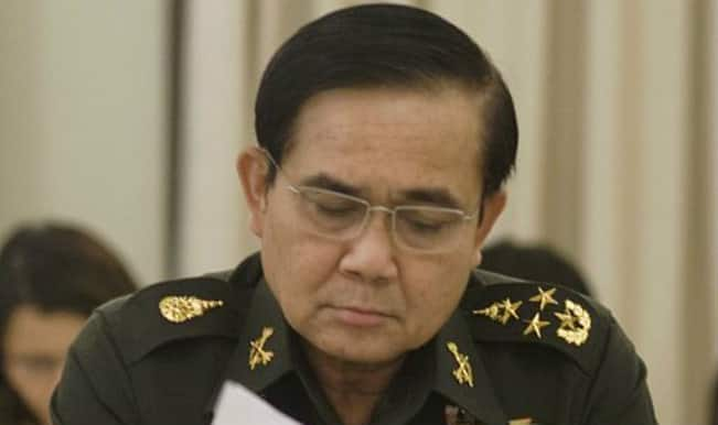 Thailand military chief selected as the interim Prime Minister