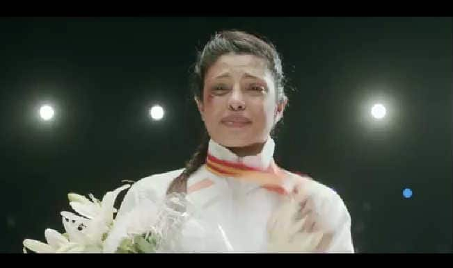 Mary Kom song Salaam India: Priyanka Chopra at her best as the Indian boxing champion