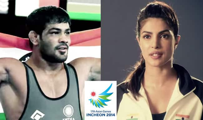 Asian Games 2014: Priyanka Chopra cheers for our 'champions' at forthcoming Games in Incheon