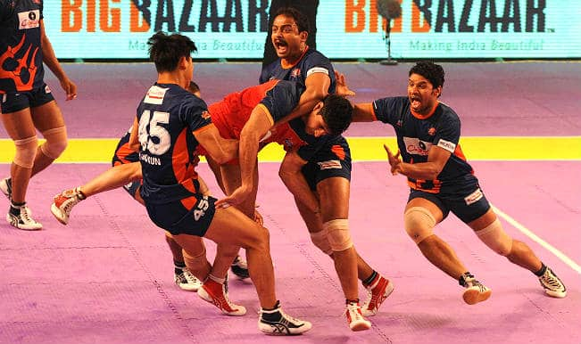 Kabaddi in spotlight as it gets a makeover in Pro Kabaddi League