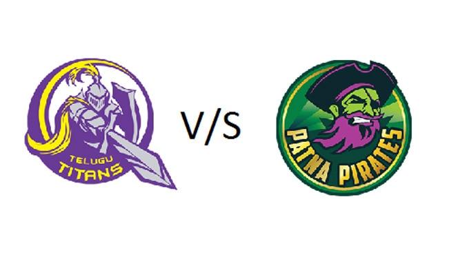 Pro Kabaddi League: Patna Pirates beat Telugu Titans
