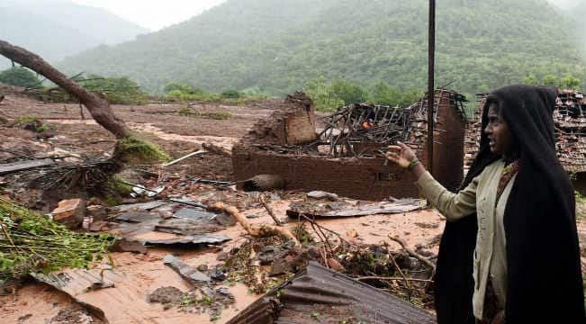 Pune village landslide day three: Toll reaches 70