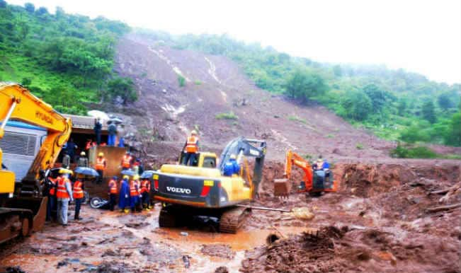 Pune landslide disaster: Toll climbs to 103, another 130 still missing