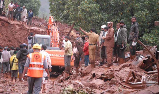 Pune Landslide: Toll rises to 35, hopes of finding survivors fade