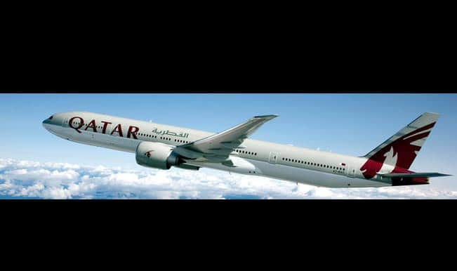 Bomb scare at Manchester Airport in Qatar Airways Flight 023