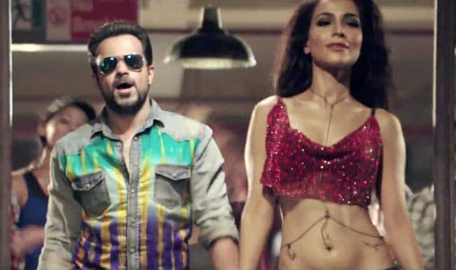 'Raja Natwarlal' song 'Flip Your Collar Back': Emraan Hashmi & Humaima will make you groove to this foolish number!