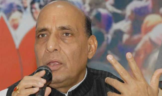 All efforts on to arrest Dawood Ibrahim: Rajnath Singh