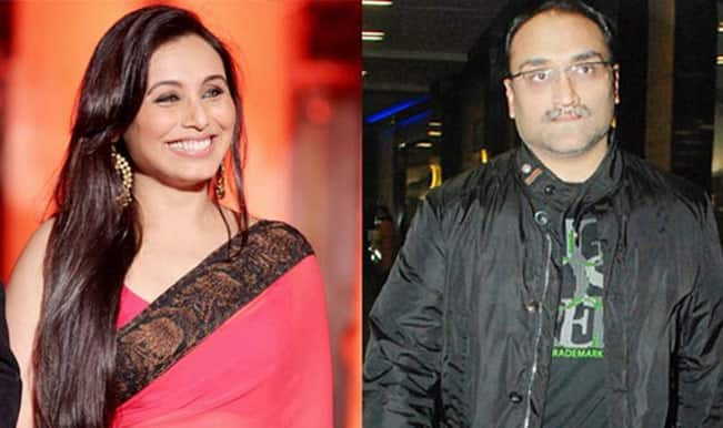 Rani Mukerji ditches hubby Aditya Chopra's YRF banner for next film