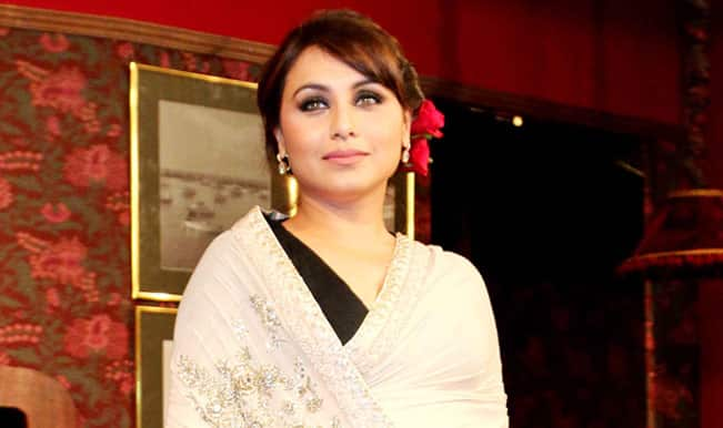 Rani Mukerji will be the first B-town celeb to seek blessings from goddess Ambaji of Ahmedabad