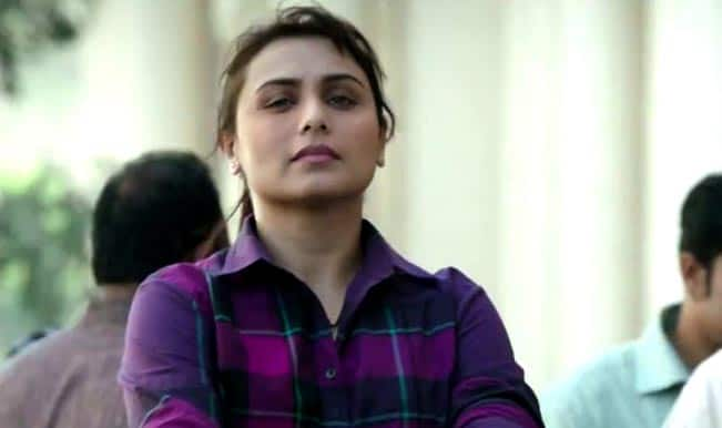 When Rani Mukerji's car was stopped by a traffic cop…