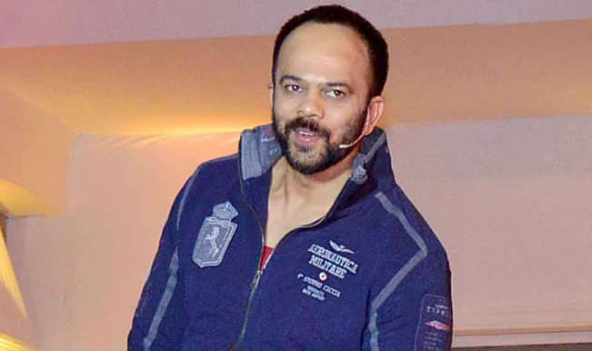 Rohit Shetty: When I try to make a romantic film, it turns out to be a 'Chennai Express'