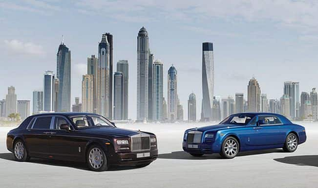 New Rolls-Royce car to be launched in 2016