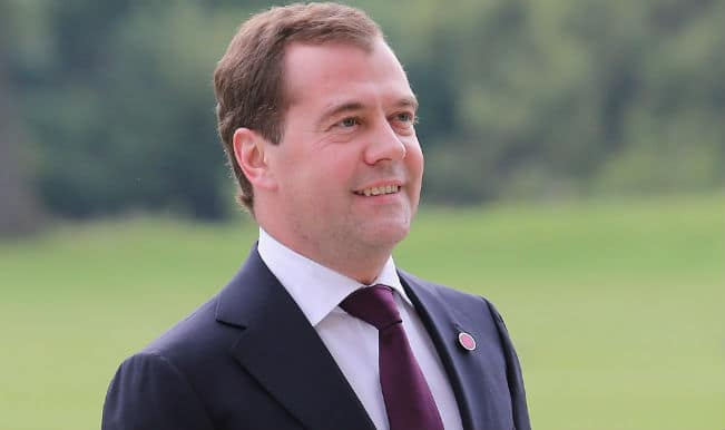 Russian Prime Minister Dmitry Medvedev's Twitter account hacked