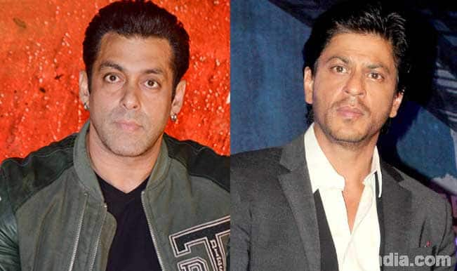 Salman Khan praises trailer of SRK's 'Happy New Year'