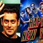 Salman Khan appreciates Shah Rukh Khan's Happy New Year trailer,…