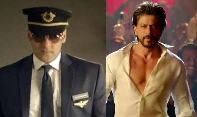 Is Salman Khan's 'Bigg Boss 8′ teaser more entertaining than Shah Rukh Khan's Happy New Year trailer?