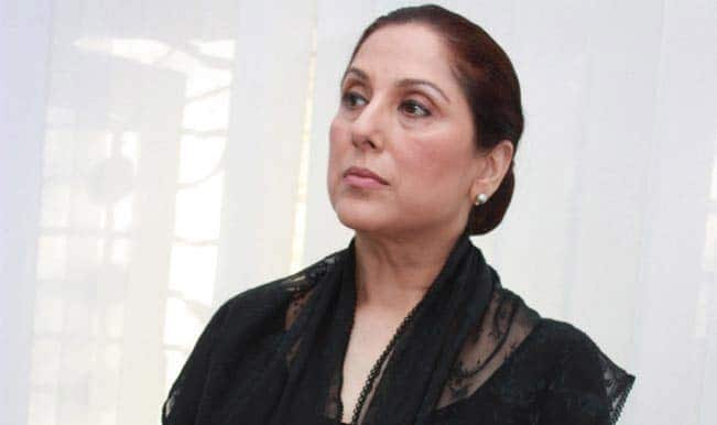 Is Samina Peerzada Pakistan's answer to Shabana Azmi and Amitabh Bachchan?