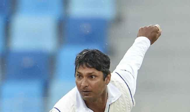 Kumara Sangakkara leads Sri Lanka's solid reply to Pakistan