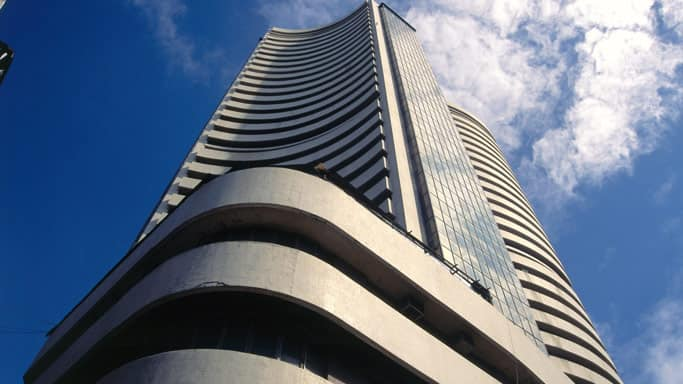 Sensex weighed down by global sentiment, rebound expected