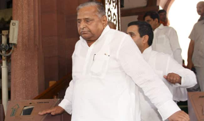 Mulayam Singh Yadav to choose candidates for five Uttar Pradesh assembly bypolls