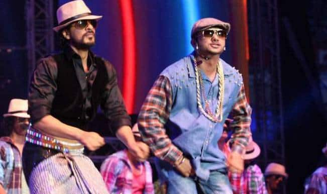 shahrukhkhan and yoyohoneysingh-Gulf News