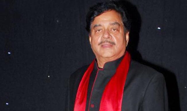 Shatrughan Sinha takes up waterlogging issue with Bihar Chief Minister Jitan Ram Manjhi