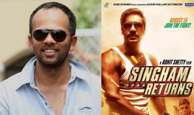 Singham Returns mobile games: Become Bajirao Singham and fight the villains!
