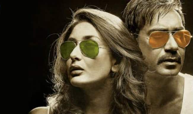 'Singham Returns' is more realistic and has more drama: Ajay Devgn