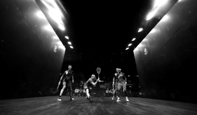 World junior squash: Elias ousts Kush Kumar