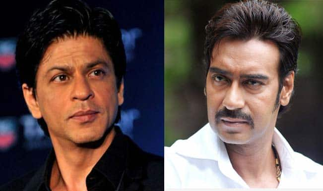 Shahrukh Khan and me are not enemies: Ajay Devgn