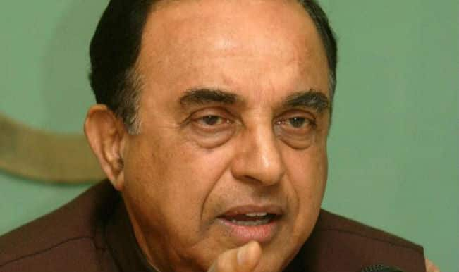 Swamy writes to PM, FM for restoring ED officer probing 2G