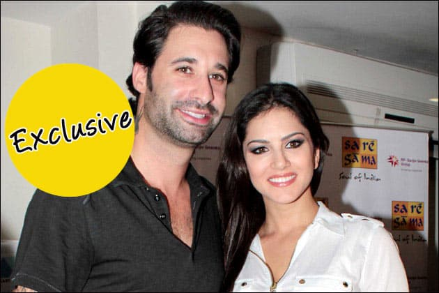 Sunny Leone's husband Daniel Weber will NOT enter the Bigg Boss 8 house!