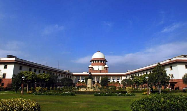 Supreme Court says upto PM to disqualify tainted ministers