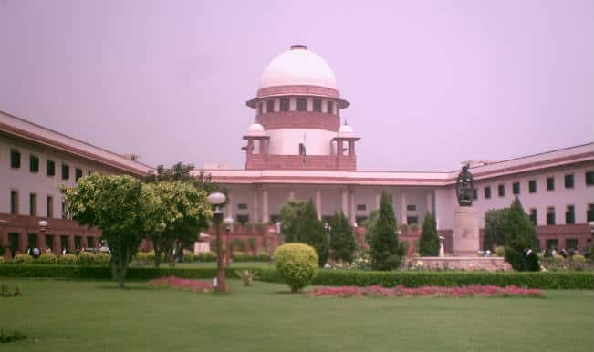 PIL filed in Supreme Court on woman judge issue