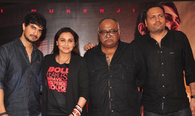 Rani Mukerji celebrates 'Mardaani' success