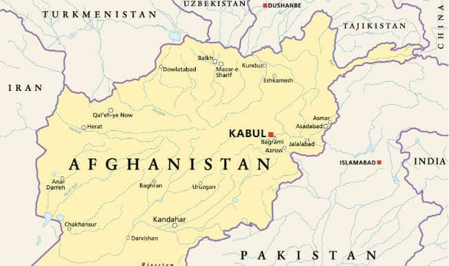 Five Taliban killed in Afghanistan