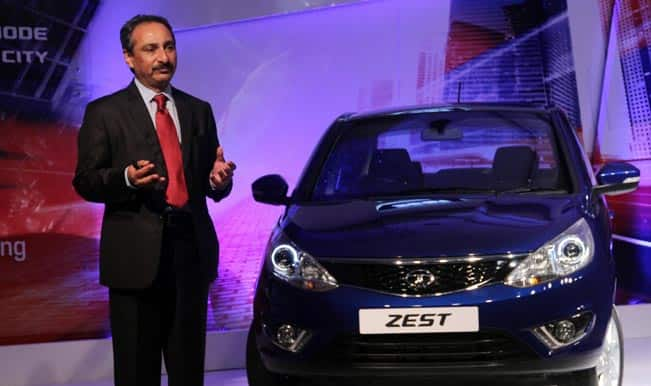 Tata launches petrol and diesel variants of compact sedan Zest at Rs 4.64 lakh