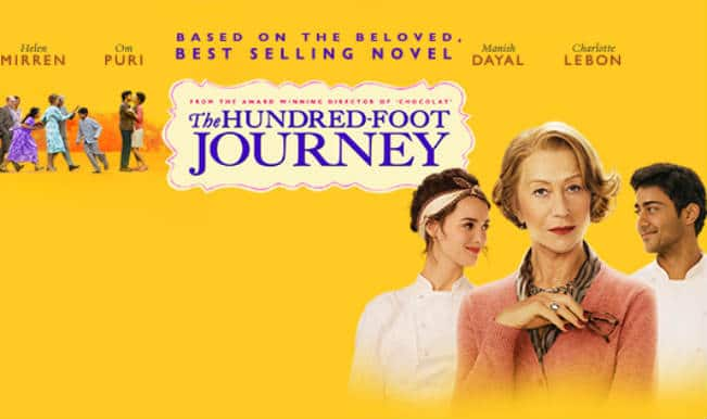 'The Hundred-Foot Journey' visually brilliant, lacks drama