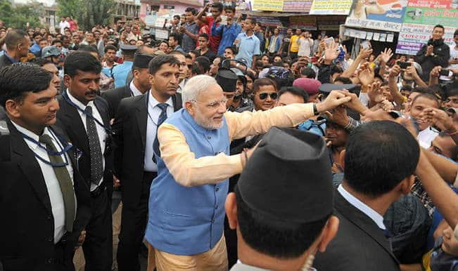 Prime Minister Narendra Modi in Nepal: Wins hearts over Nepal; Maoists too hail him
