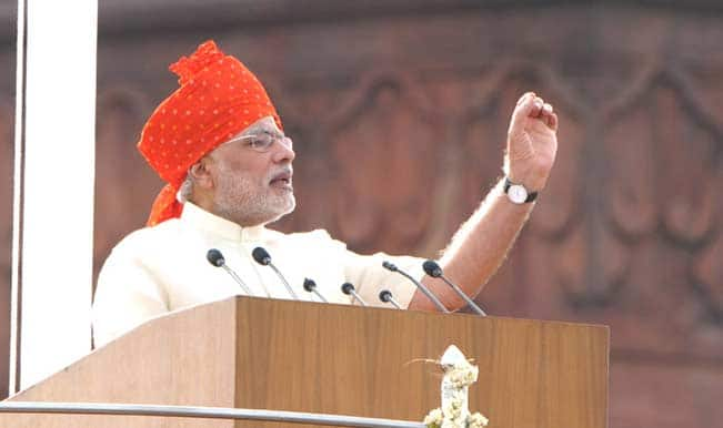Prime Minister Narendra Modi's Independence Day entire speech at Red Fort