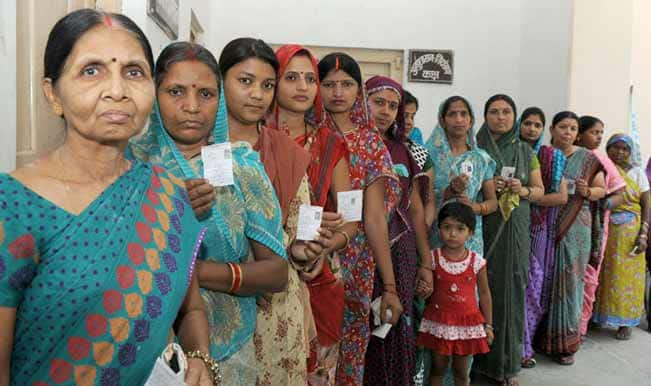Record turnout in Karnataka assembly by-polls