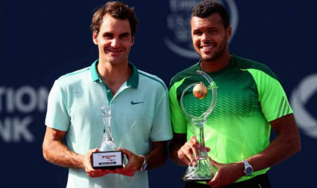 Roger Federer stunned by Jo-Wilfried Tsonga to win Toronto Masters