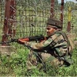 Pakistan Rangers violate ceasfire; continue firing at Indian positions in…