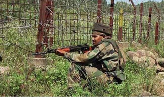 Pakistan Rangers violate ceasfire; continue firing at Indian positions in Jammu district