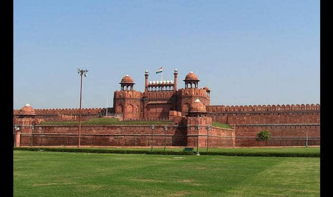 Special ground-to-air security apparatus for Independence Day at Red Fort